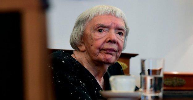 Anna-Lena Laurén: Next to Lyudmila Alexeyeva contracted Putin