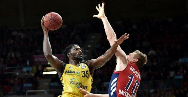 Basketball : Alba Berlin wins trophy Thriller at Bayern Munich