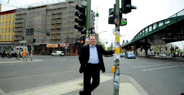 Berlin traffic management : coalition compromise in the dispute with Kirchner