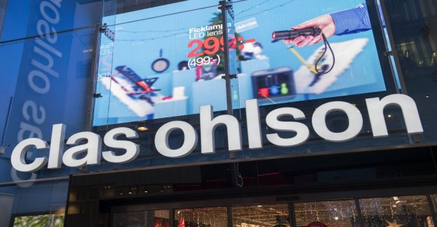 Clas Ohlson lays down stores outside the Nordic countries