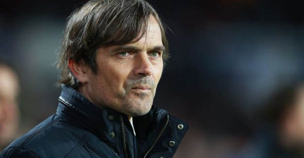 Cocu still candidate number one to Vanhaezebrouck at Anderlecht to follow