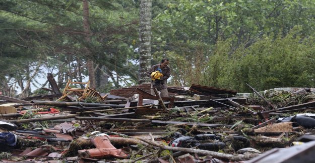 Death toll in Indonesia rises