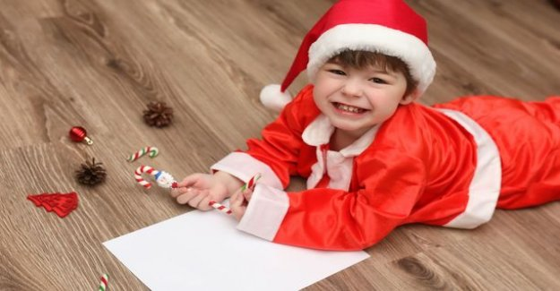 Either you send mail to Santa claus? Here the letters are processed