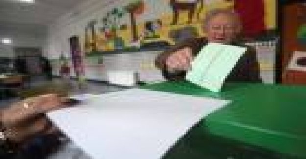 Elections in andalusia 2018: the election day of Andalusia in direct