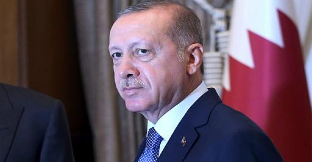 Erdogan criticized the violence against the yellow vests