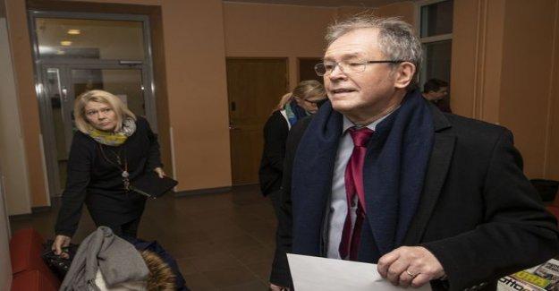 Ex-mp Pentti Tiusanen is dead