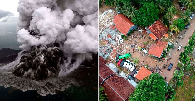 Fear of new tsunami – residents warned