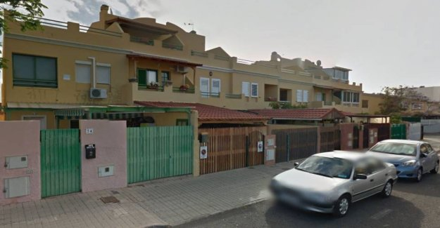 Found a German couple dead for several days in a house in Gran Canaria