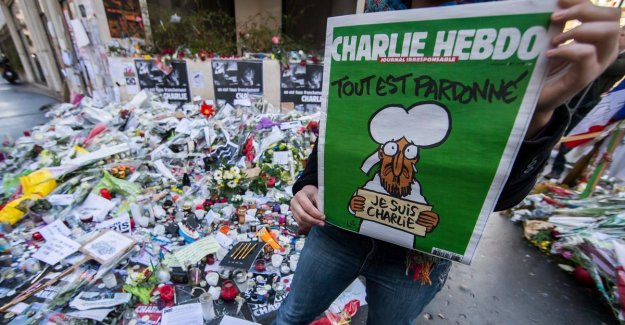 French public prosecutor wants two men from Charleroi to council for attacks Charlie Hebdo