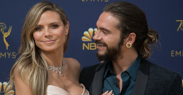 Heidi Klum would like to marry for the third Time