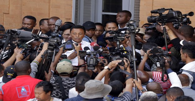 Madagascar: Presidential candidate wants to have a protest