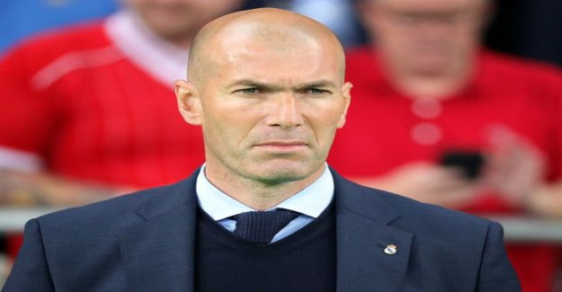 ManU-envoy published a picture of Zinedine Zidane with the manager of the rumors you are leaving immediately mobilize the