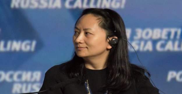 Meng Wanzhou, candidate to inherit the empire Huawei