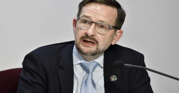 OSCE chief Greminger warns against nationalism