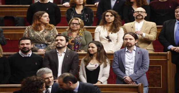 Pablo Iglesias: The King's speech has been disappointing