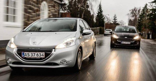Peugeot 208: Udstyrsorgie with missing