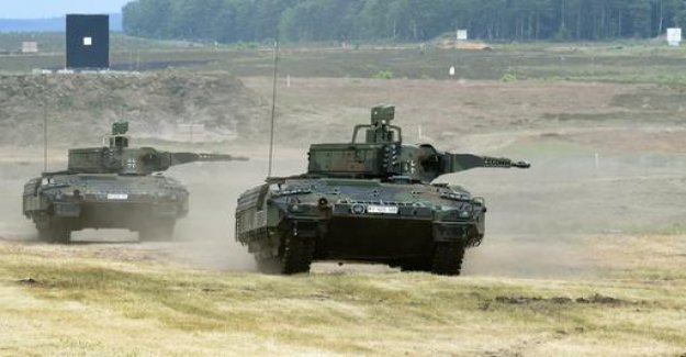 SIPRI report: sold Worldwide, again more weapons