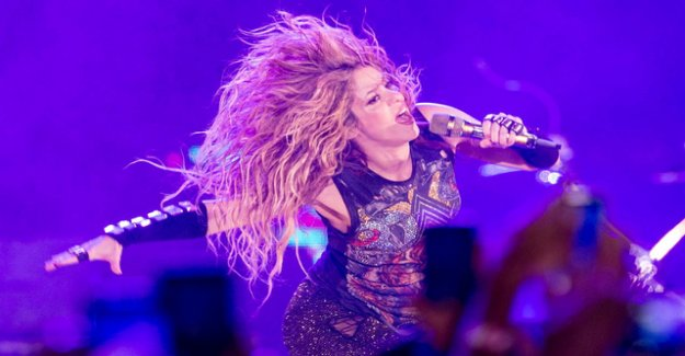 Shakira's unwanted duet with the Treasury