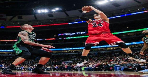 Shocking rock bottom: Lauri Markkanen Bulls took the NBA record beating the