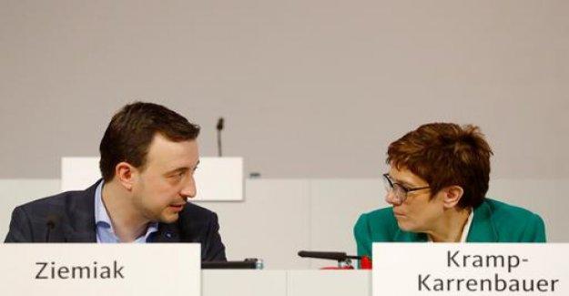 Start with the damper Ziemiak new CDU General Secretary