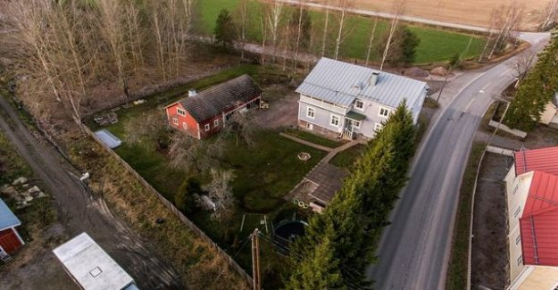 Such no longer see: the Finnish home located inside an ancient trade