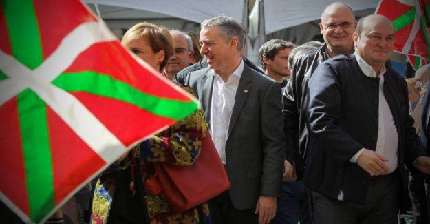 The rejection of independence increases in the Basque country and up to 37%