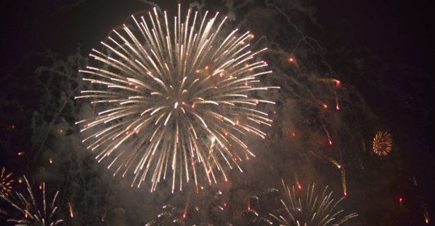 Thieves are preparing for the new year: Fireworks for several hundred thousand dollars stolen in southern california