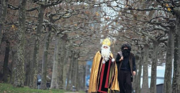 Tradition on St. Nicholas day : Should you waive Knecht Ruprecht?