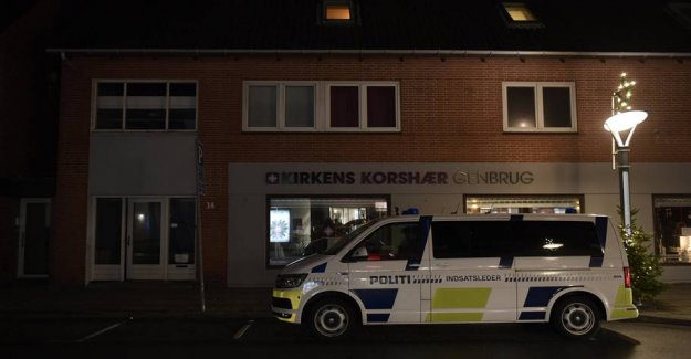 Twins found dead in the north jutland fishing village