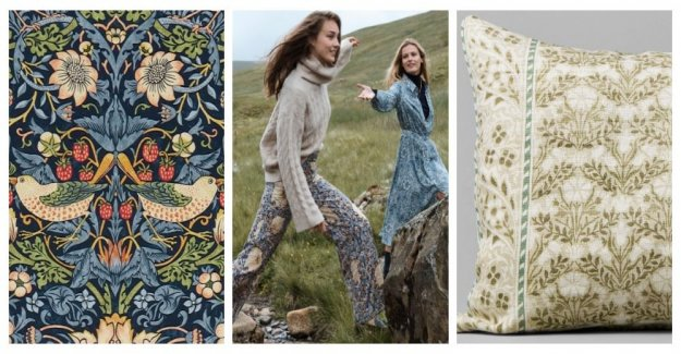 William Morris – blommönstren we love