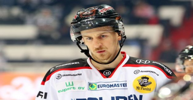 Aces of the clearance sale continues: Niko Peltola was sent to the Lynx - the way we was would in any case be divorced in the spring