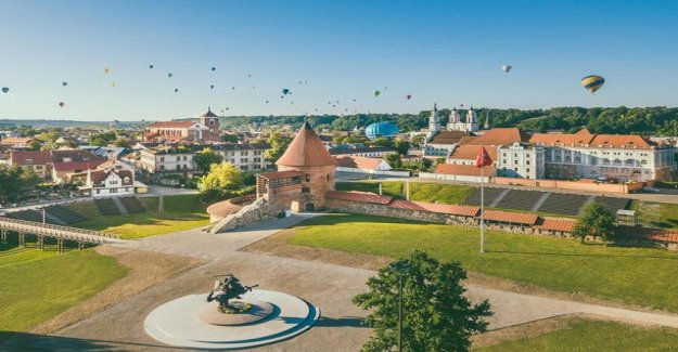 Ad Kaunas: low cost for a city break in kaunas? Lovely old town, a comprehensive entertainment and the acclaimed restaurants and breweries are waiting only an hour's flight from