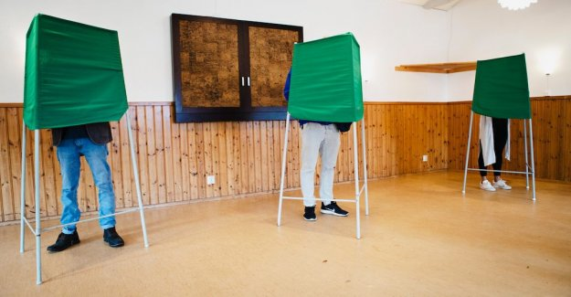 Additional elections may be held on 7 april