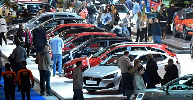 Almost motor Show: battle for the cheapest car loan bursts loose again
