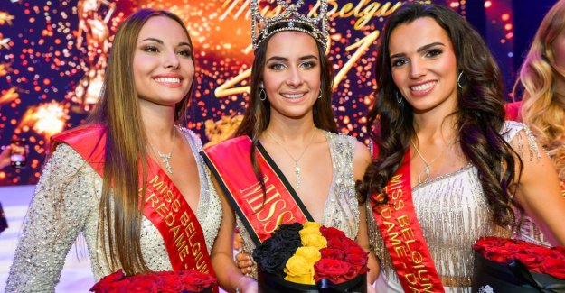 Antwerp-Spanish Elena Suarez (18) is Miss Belgium To 2019: in Spite of the bullies in myself to continue to believe
