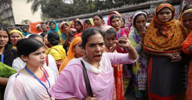 Bangladesh raised wages for textile workers