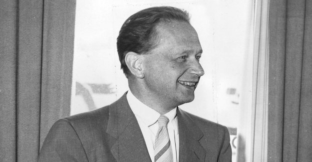Belgian pilot singled out again as the person responsible for Hammarskjöld's death
