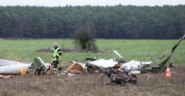 Brandenburg : Two Dead in plane crash