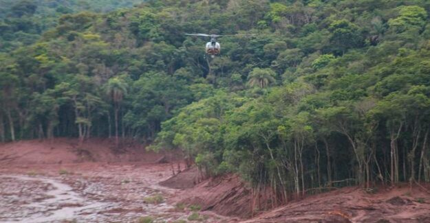 Brazil : risk of a further dam break to get banned