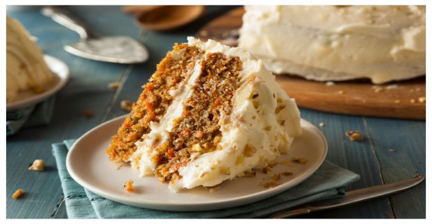 Carrot cake – delicious and easy recipes in the good cake