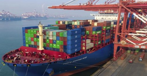 China's foreign trade breaks to the end of the year