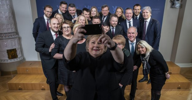 Dagbladet mean: This is far over the line, Solberg