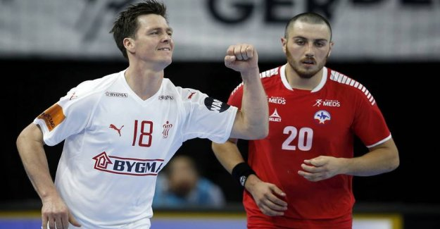 Danish WORLD cup shock: Injury forces the profile out of the squad
