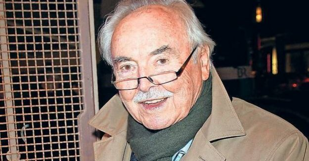 Despite the anti-Semitism charge : Munich honors controversial cartoonists Hanitzsch