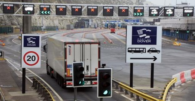 Dover's fear of the No-Deal-Brexit