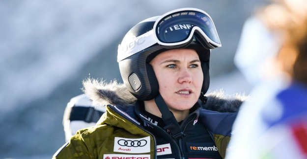 Estelle Alphand can reach the world CUP, but to compete