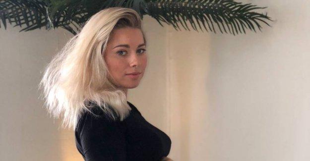Former Danish barnestjerne has born