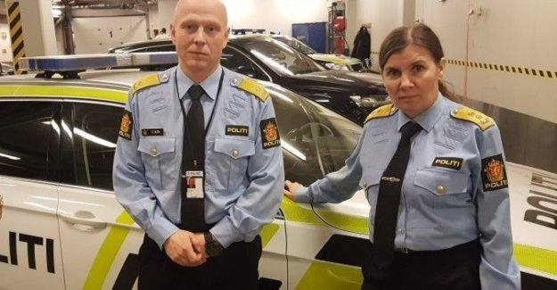 GPS jamming, put the safety in the North of Norway in danger