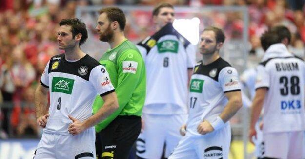 Handball world Cup : Germany verdaddelt Bronze