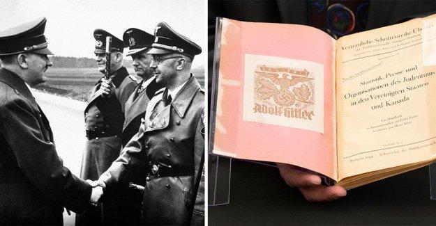 Hitler's secret plan of annihilation in north America